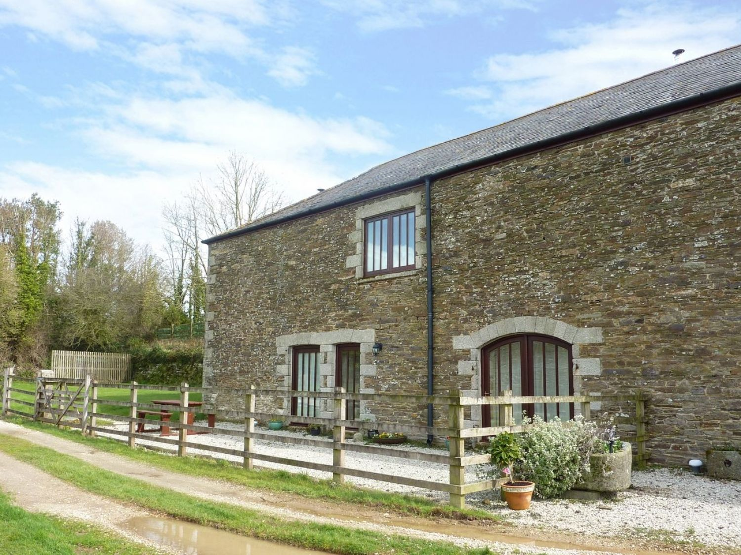 Gare Barn Cottage - Cornwall - 976501 - photo 1