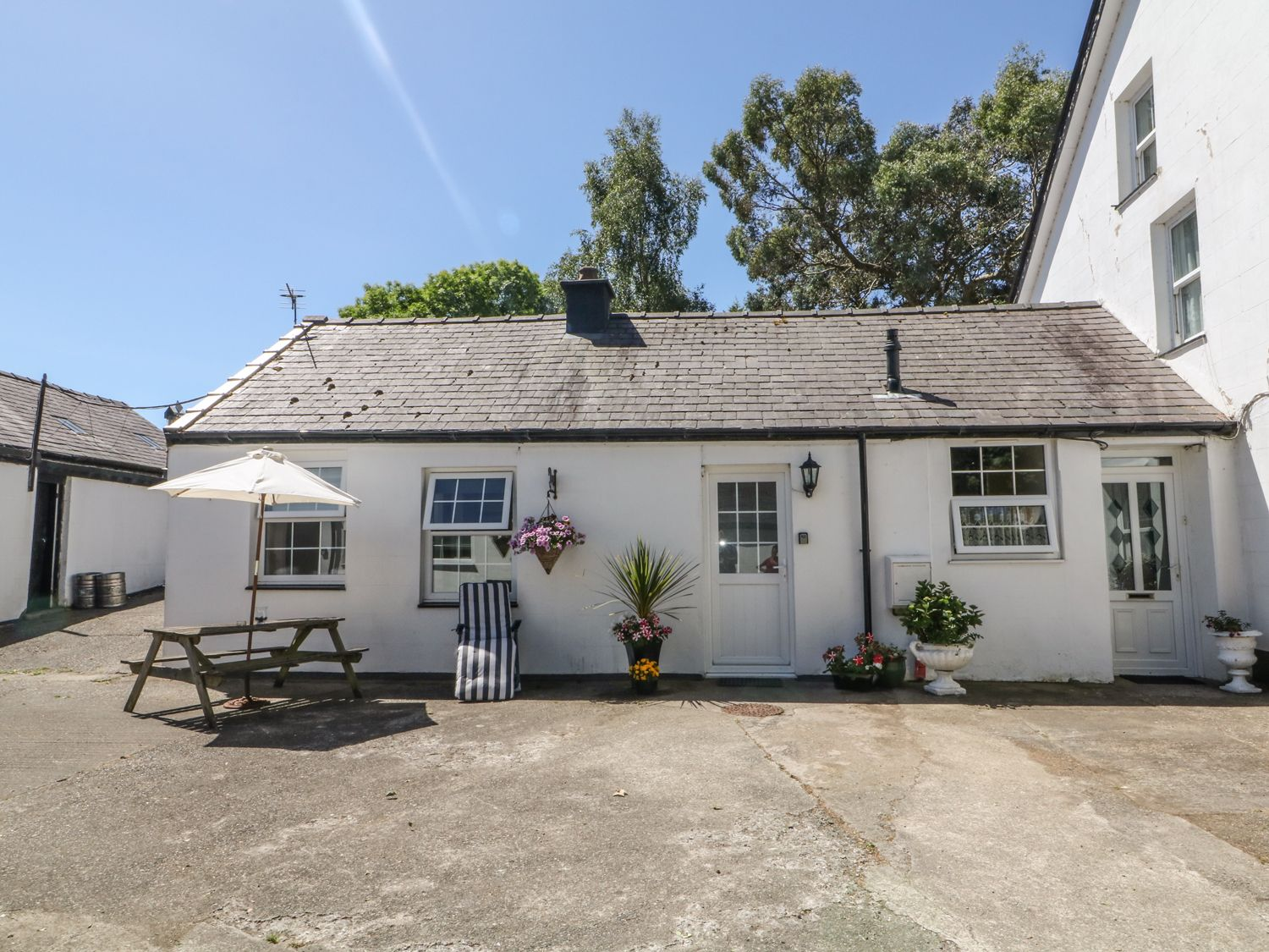 The Farm Cottage @ The Stables - North Wales - 978822 - photo 1