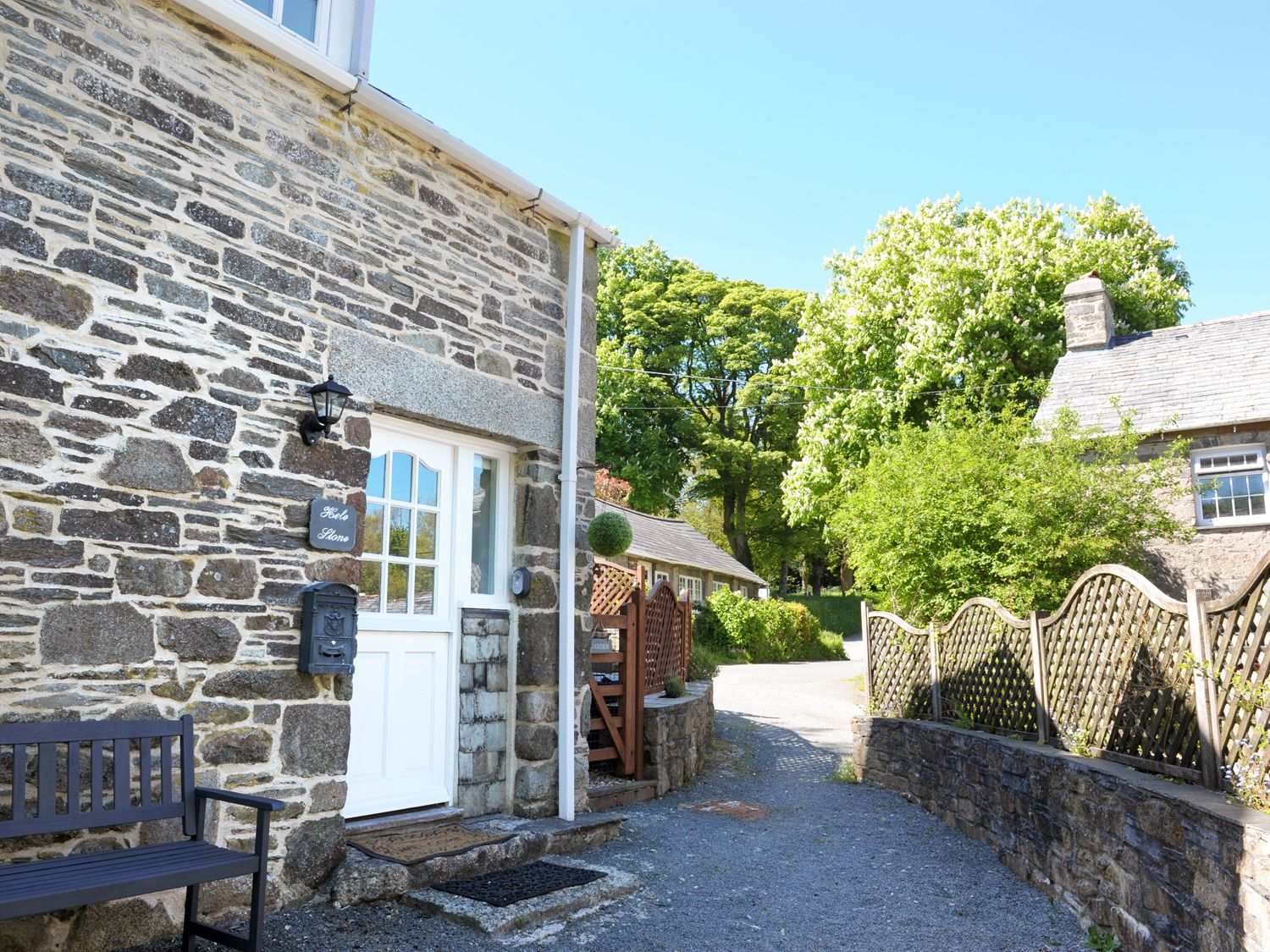 Hele Stone Cottage - Cornwall - 979367 - photo 1
