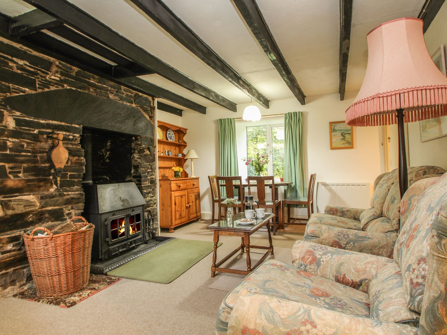 Mill Cottage Tintagel Trethevy Cornwall Self Catering