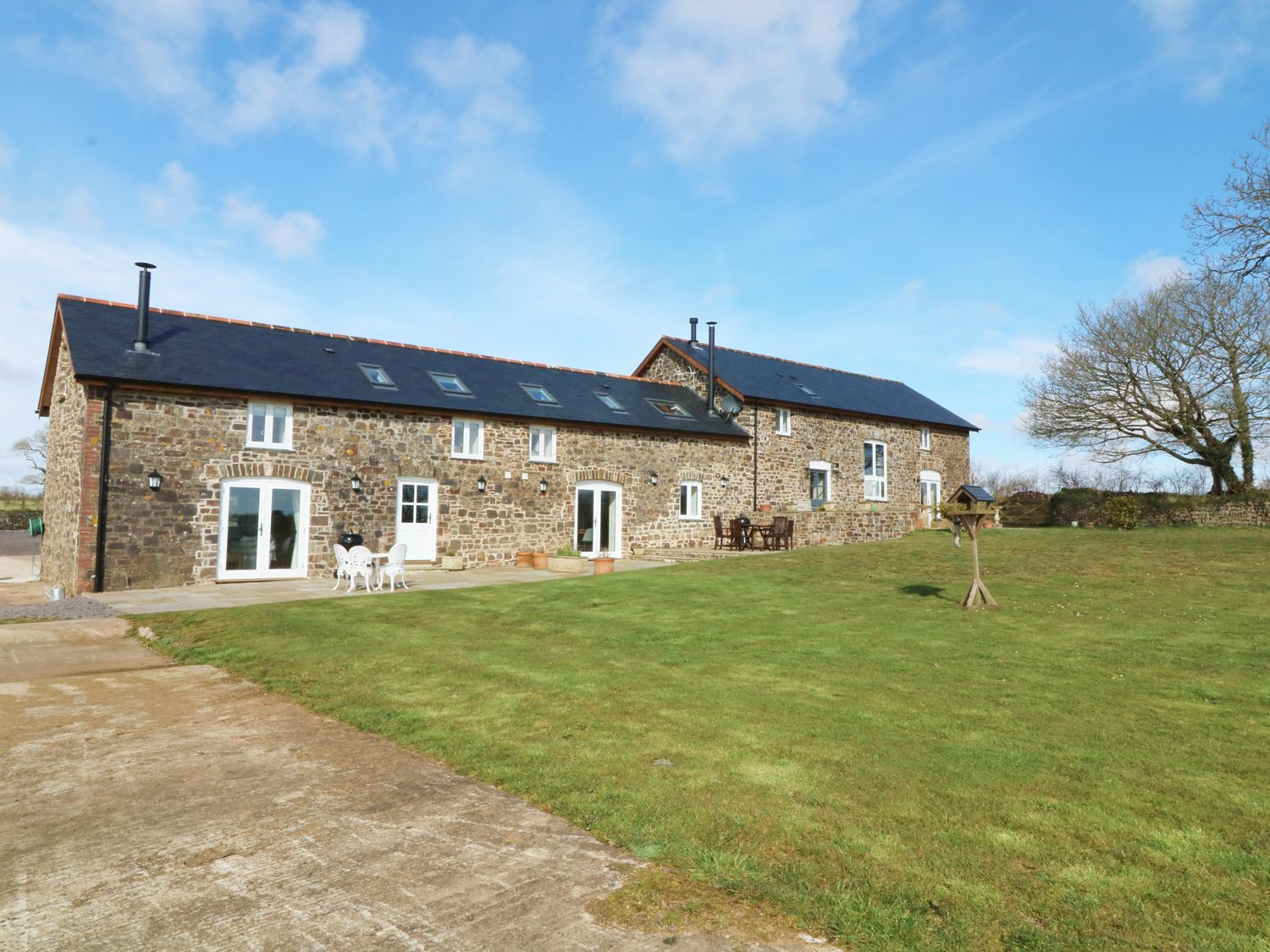 Upper Red Down Witheridge Devon Self Catering Holiday Cottage