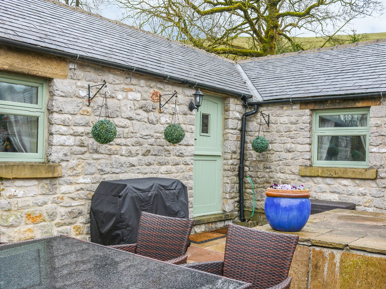 The Church Inn Cottage - Peak District - 981045 - photo 1