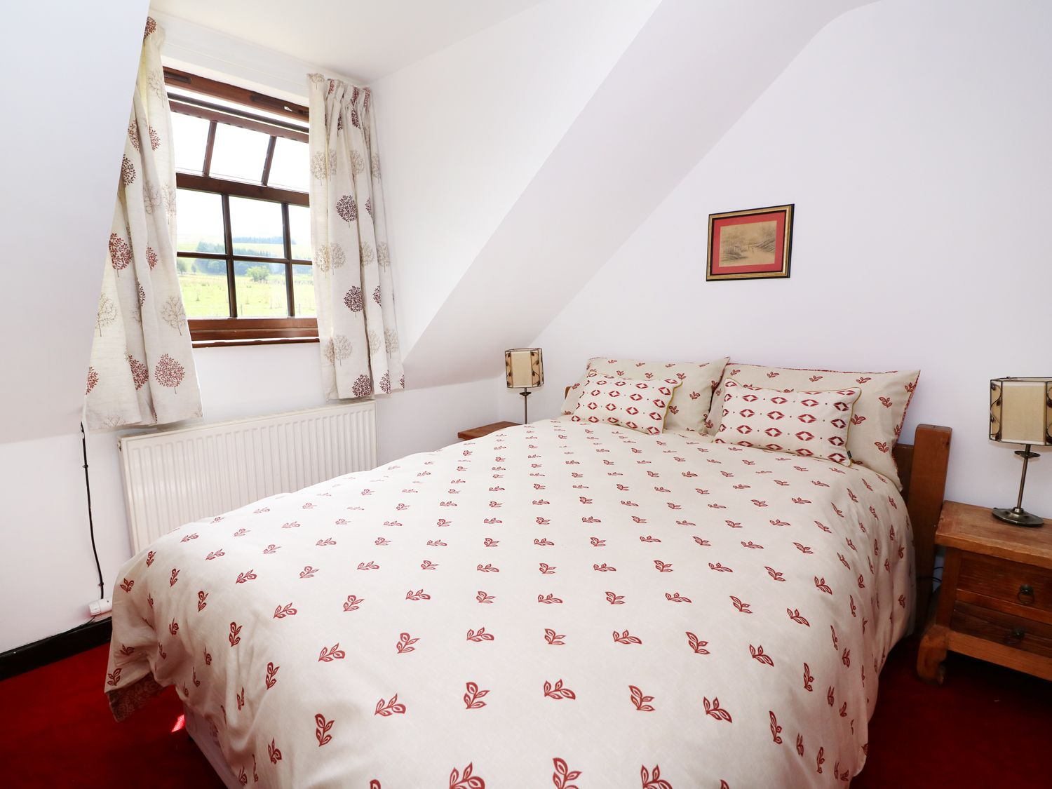 Lily Pond Cottage | St Harmon | Esgair | Self Catering Holiday Cottage