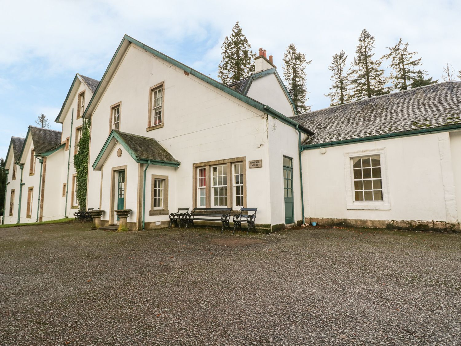 Ormidale House - Scottish Highlands - 982133 - photo 1
