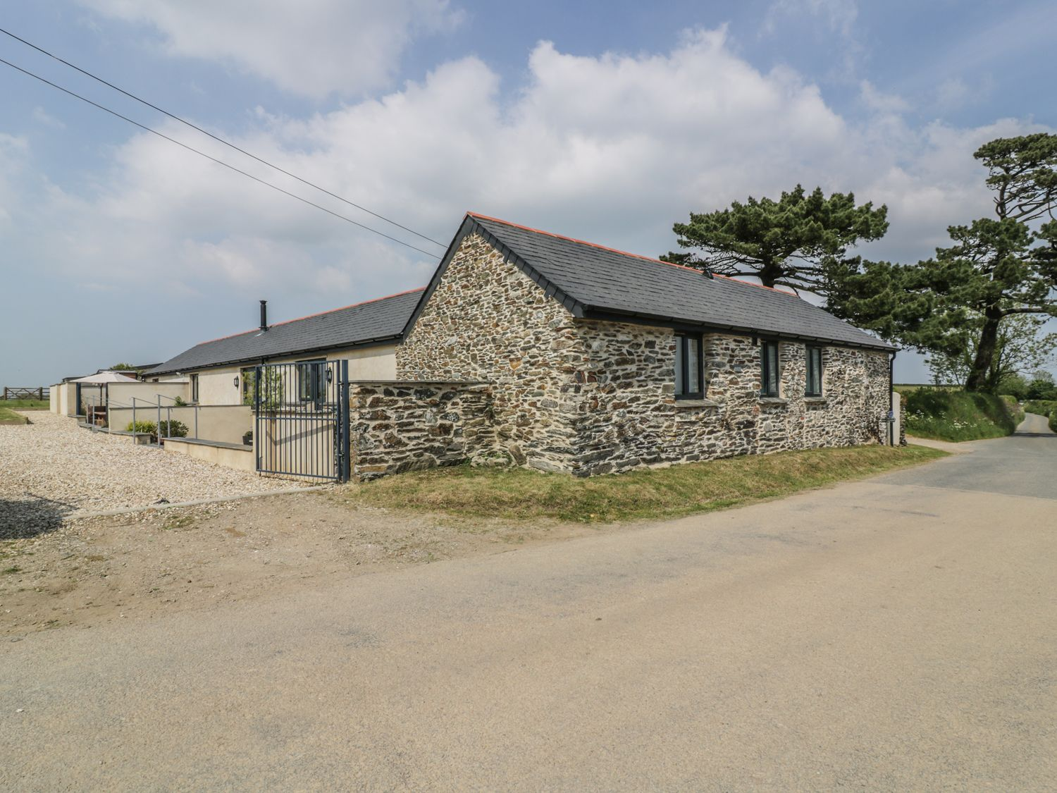 Trevenna Barn - Cornwall - 982198 - photo 1
