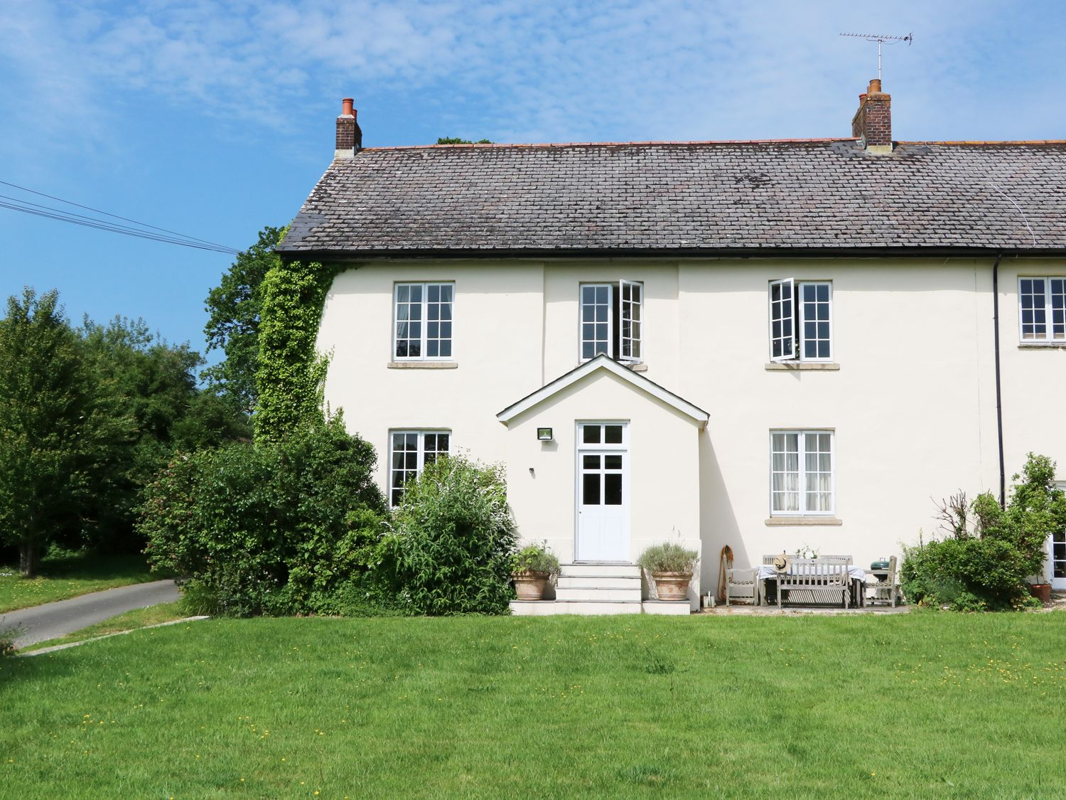 Heathfield Down Farmhouse - Devon - 982215 - photo 1