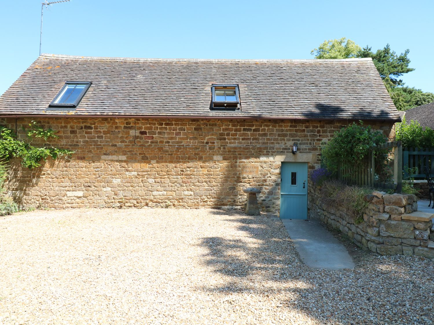 Danvers Barn - Cotswolds - 982836 - photo 1