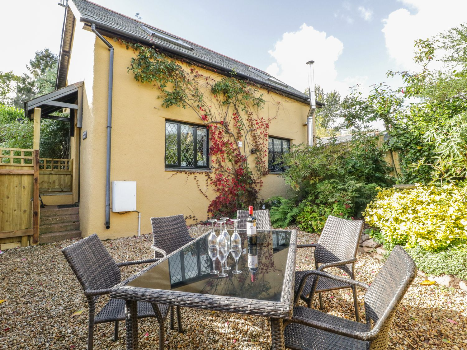 Barn Court Cottage - Devon - 984642 - photo 1
