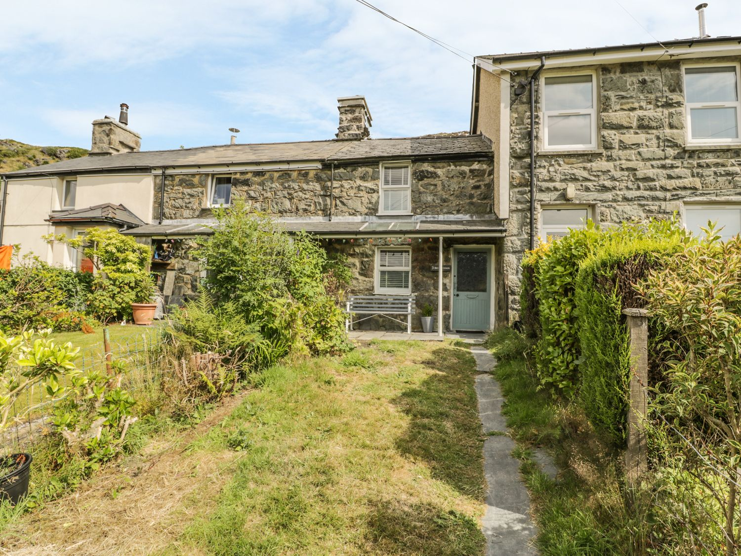 Ffynnon Cottage - North Wales - 984725 - photo 1