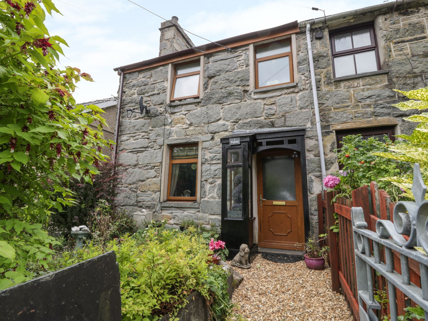 Trefeini Cottage - North Wales - 987277 - photo 1