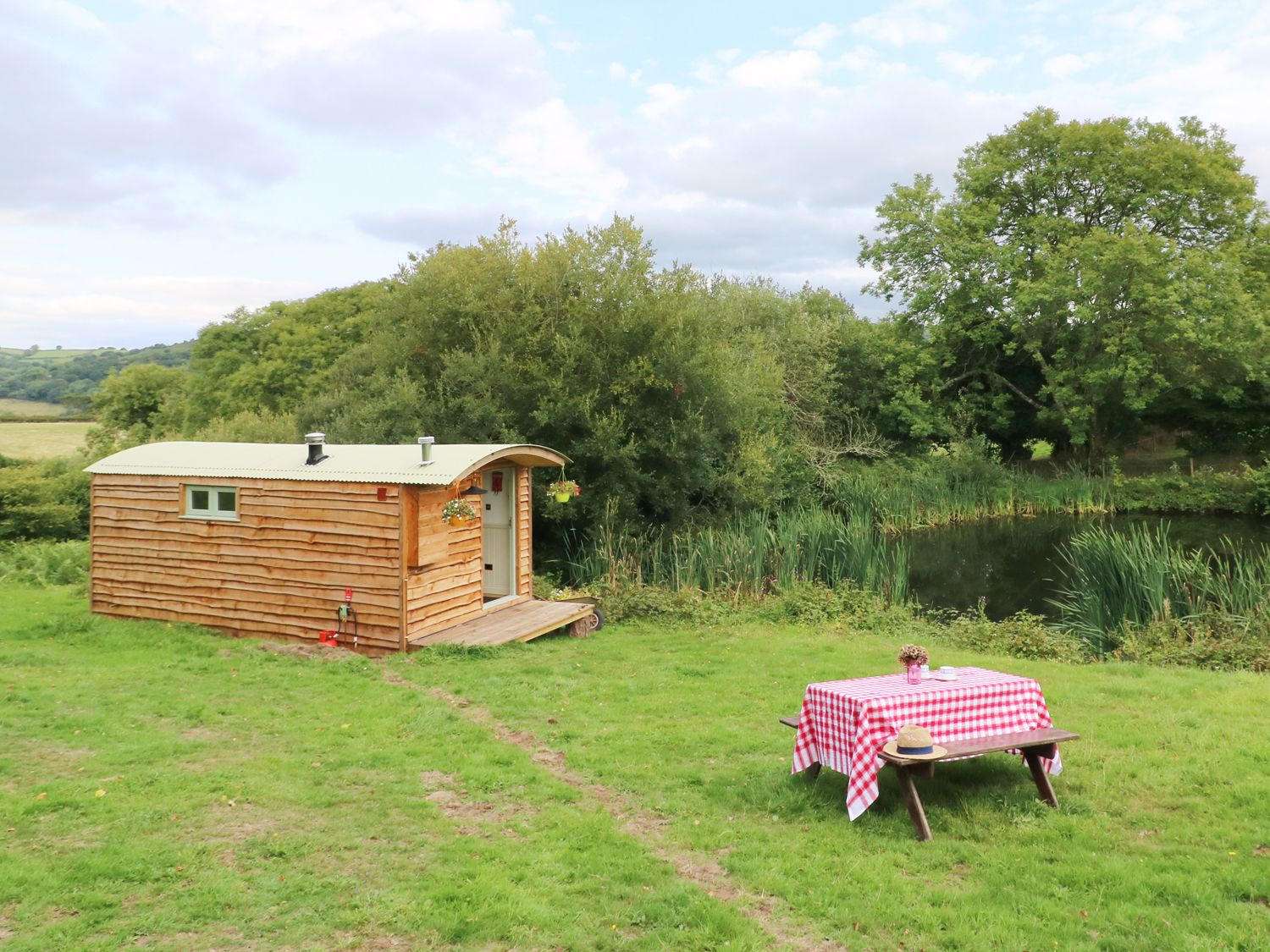 Dartmoor Shepherds Hut - Devon - 987829 - photo 1