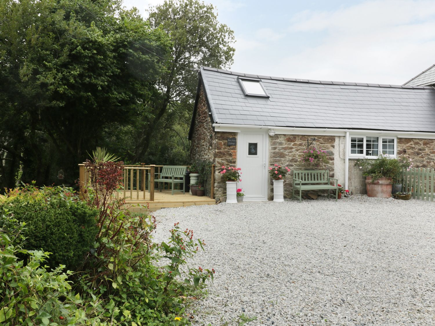 Barn Acre Cottage - 987971 - photo 1
