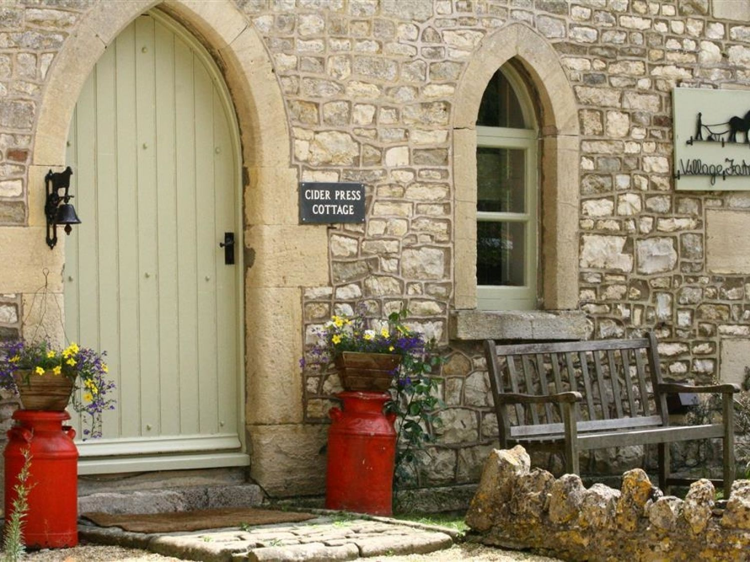 Cider Press Cottage - Somerset & Wiltshire - 988857 - photo 1