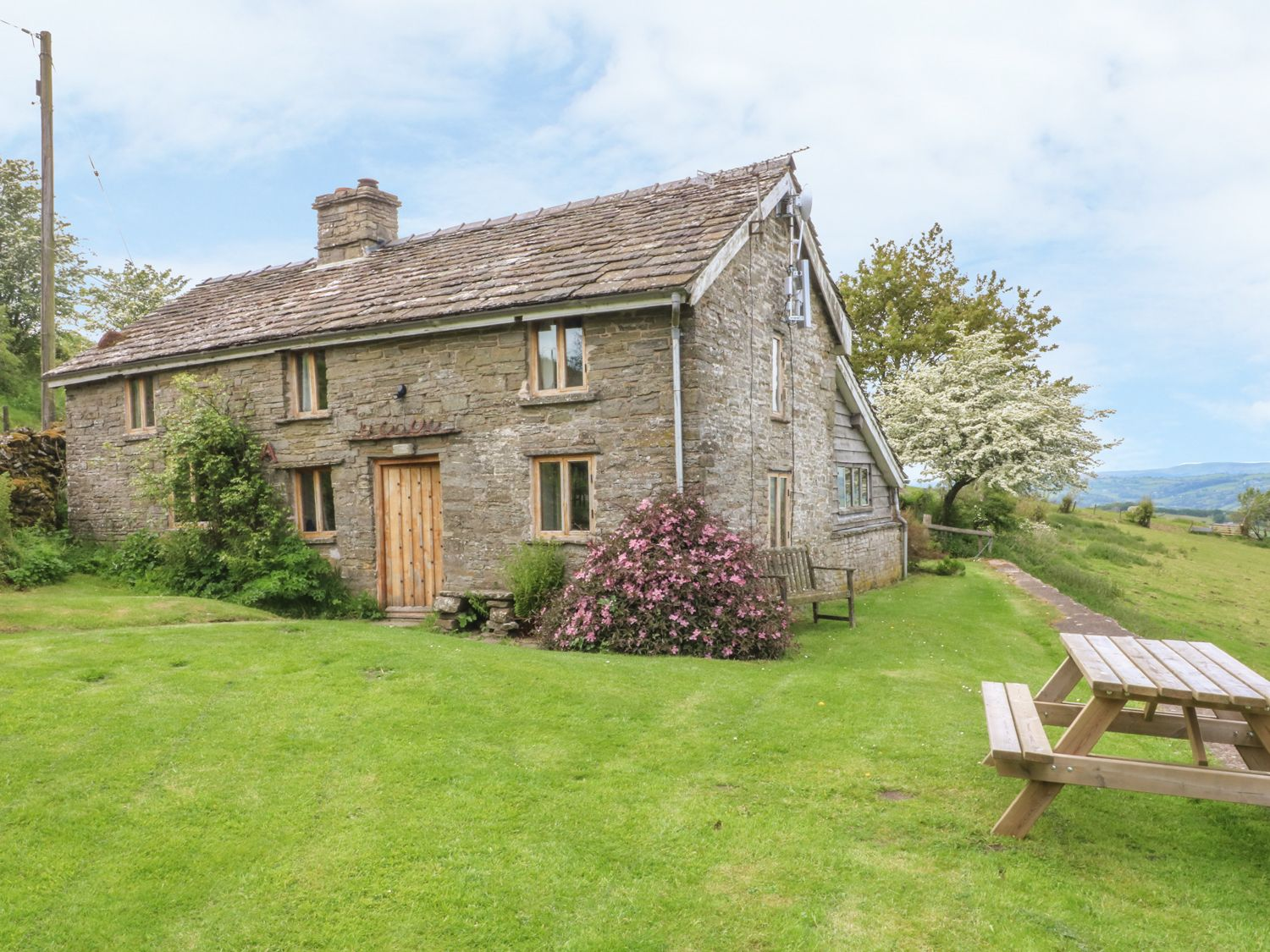 Bullens Bank Cottage - Herefordshire - 988989 - photo 1