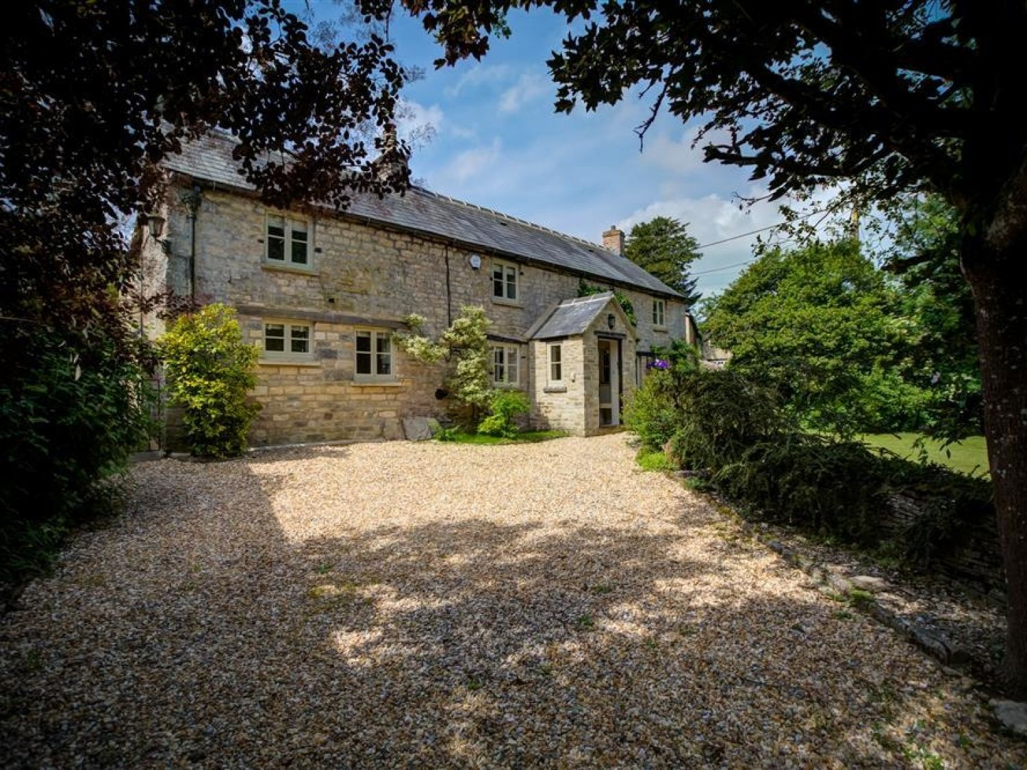Yew Tree Cottage - Cotswolds - 990636 - photo 1