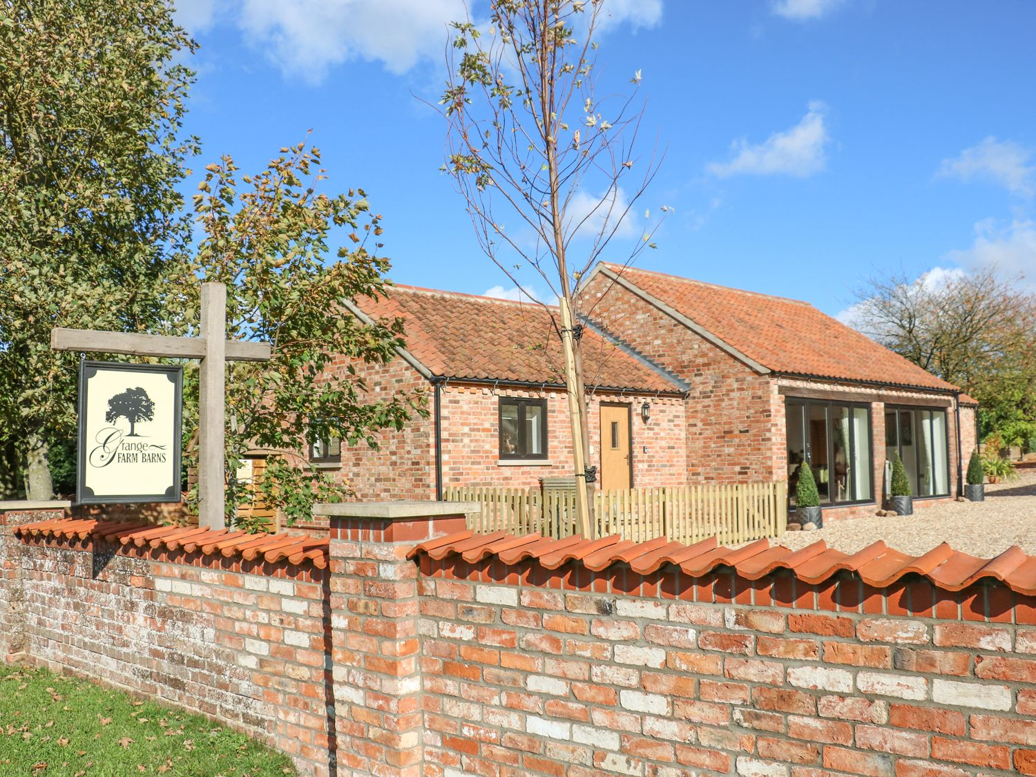 The Cottage at Grange Farm Barns - Lincolnshire - 992782 - photo 1
