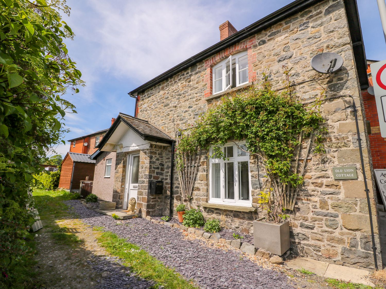 Old Lion Cottage - Mid Wales - 993584 - photo 1