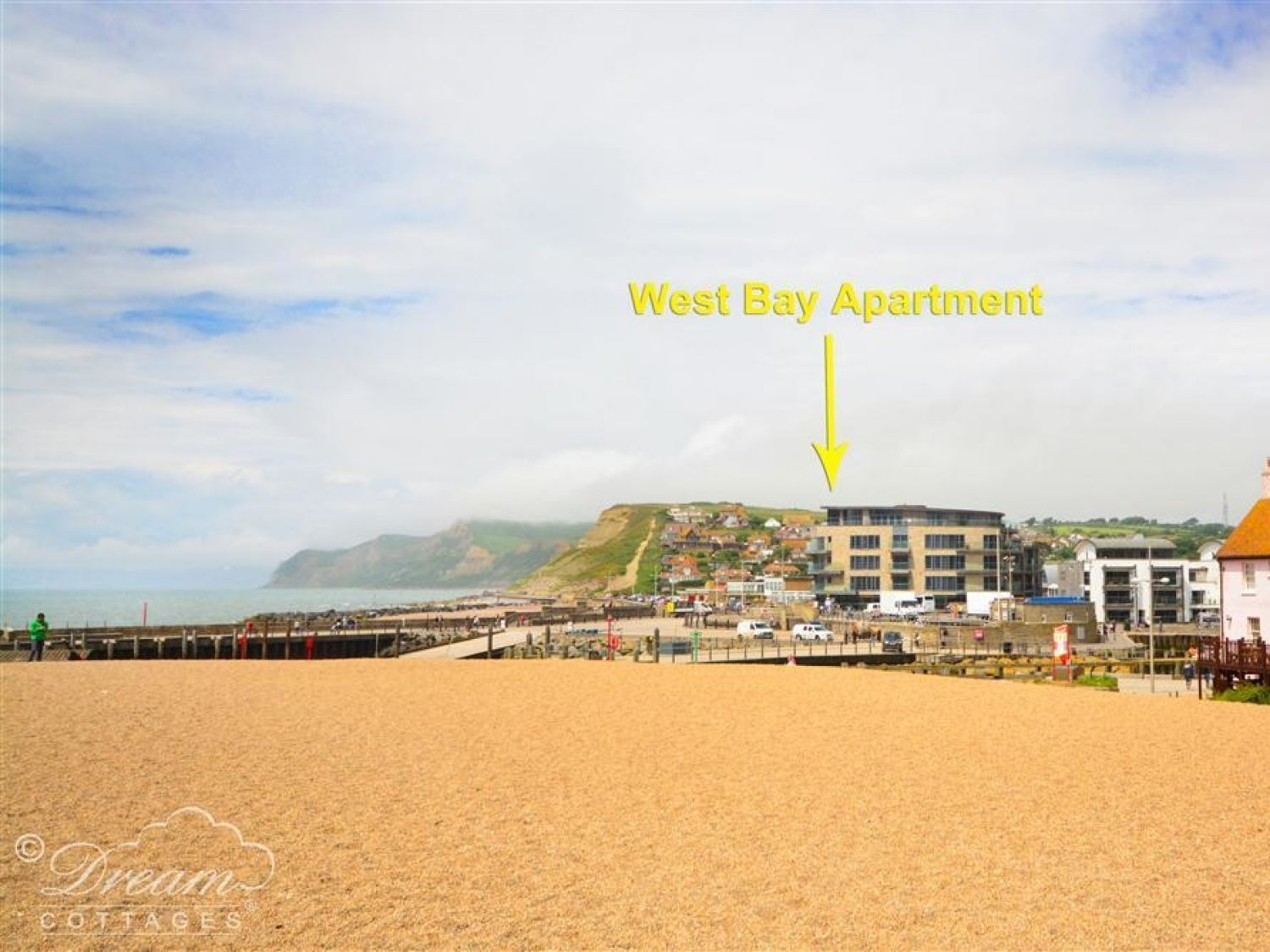 West Bay Apartment - Dorset - 994770 - photo 1
