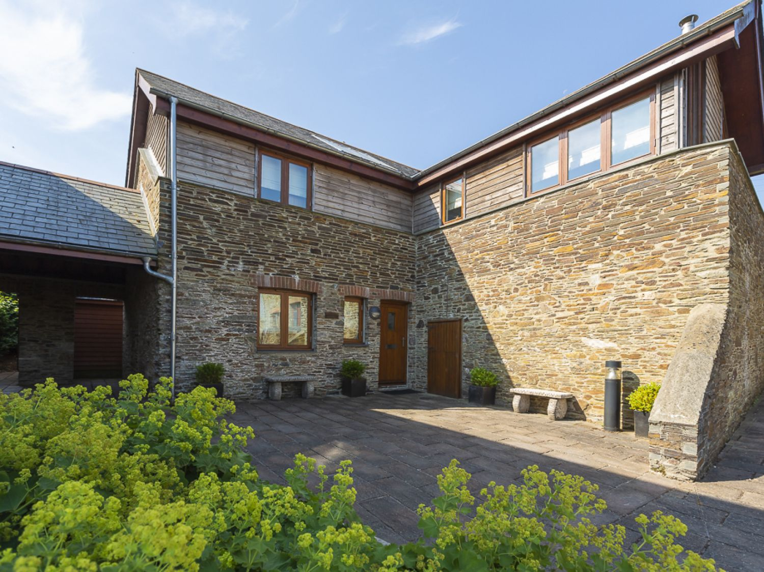 Courtyard Cottage - Devon - 995373 - photo 1