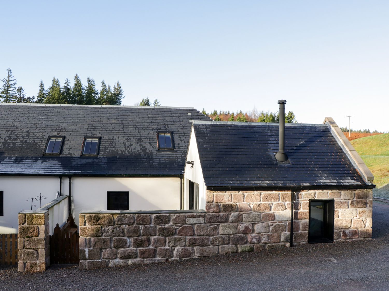No.4 Steading Cottage - Scottish Lowlands - 996943 - photo 1