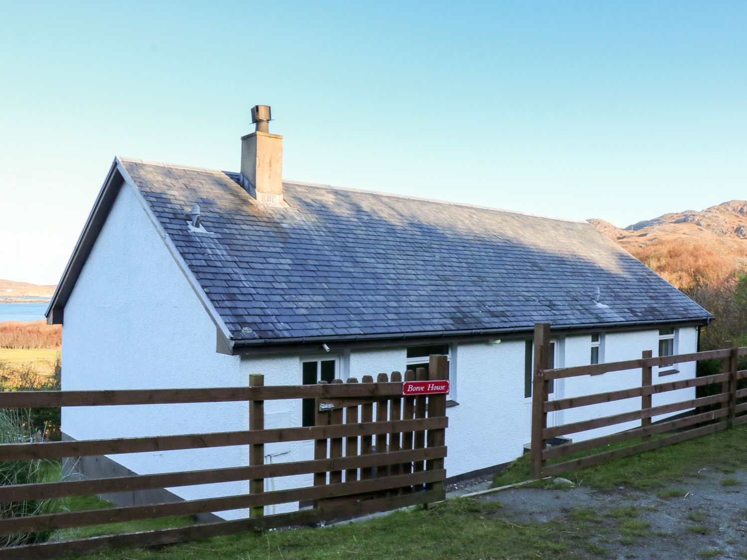 Borve House - Scottish Highlands - 996955 - photo 1