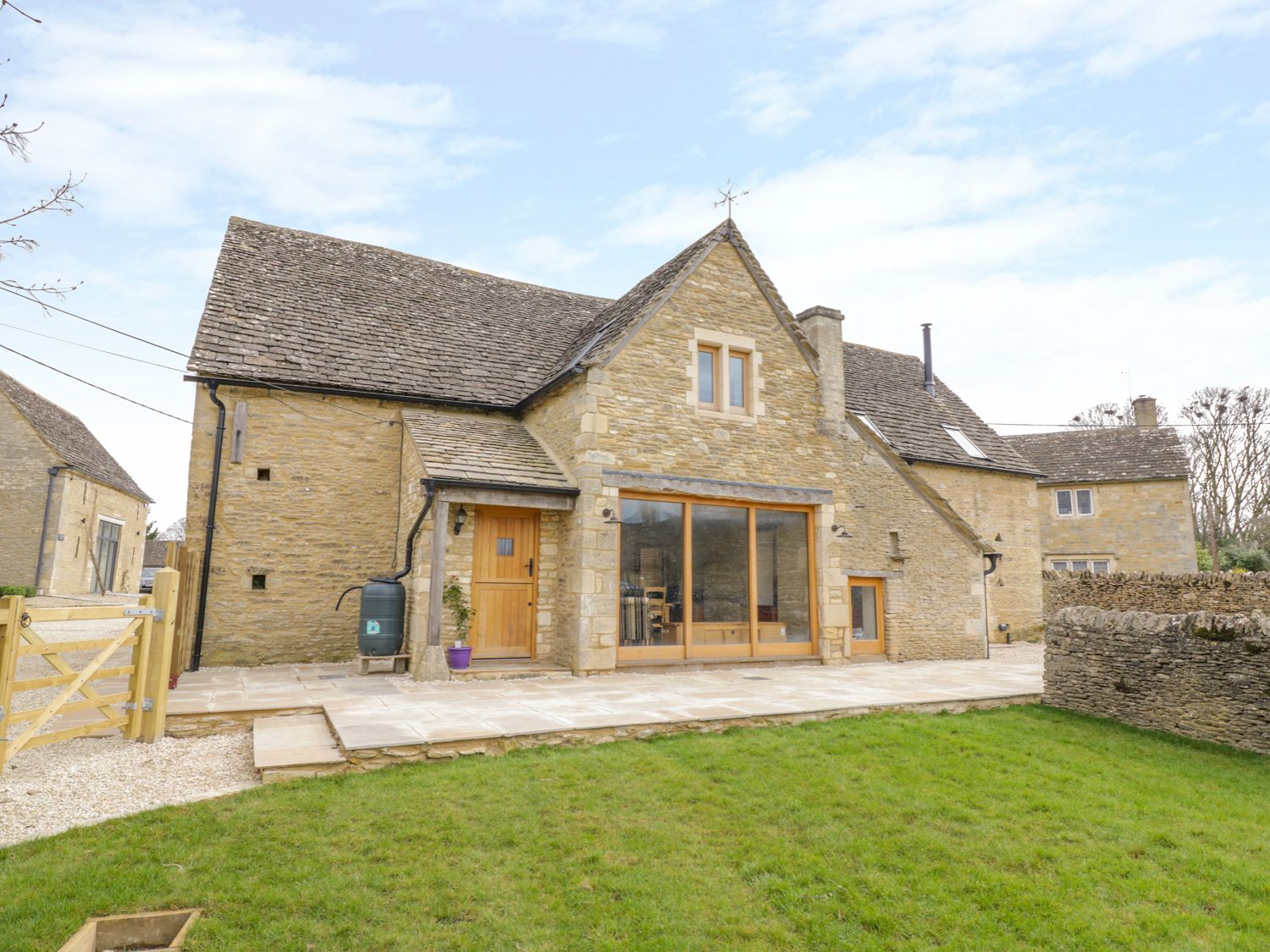 The Old Great Barn - Cotswolds - 997351 - photo 1