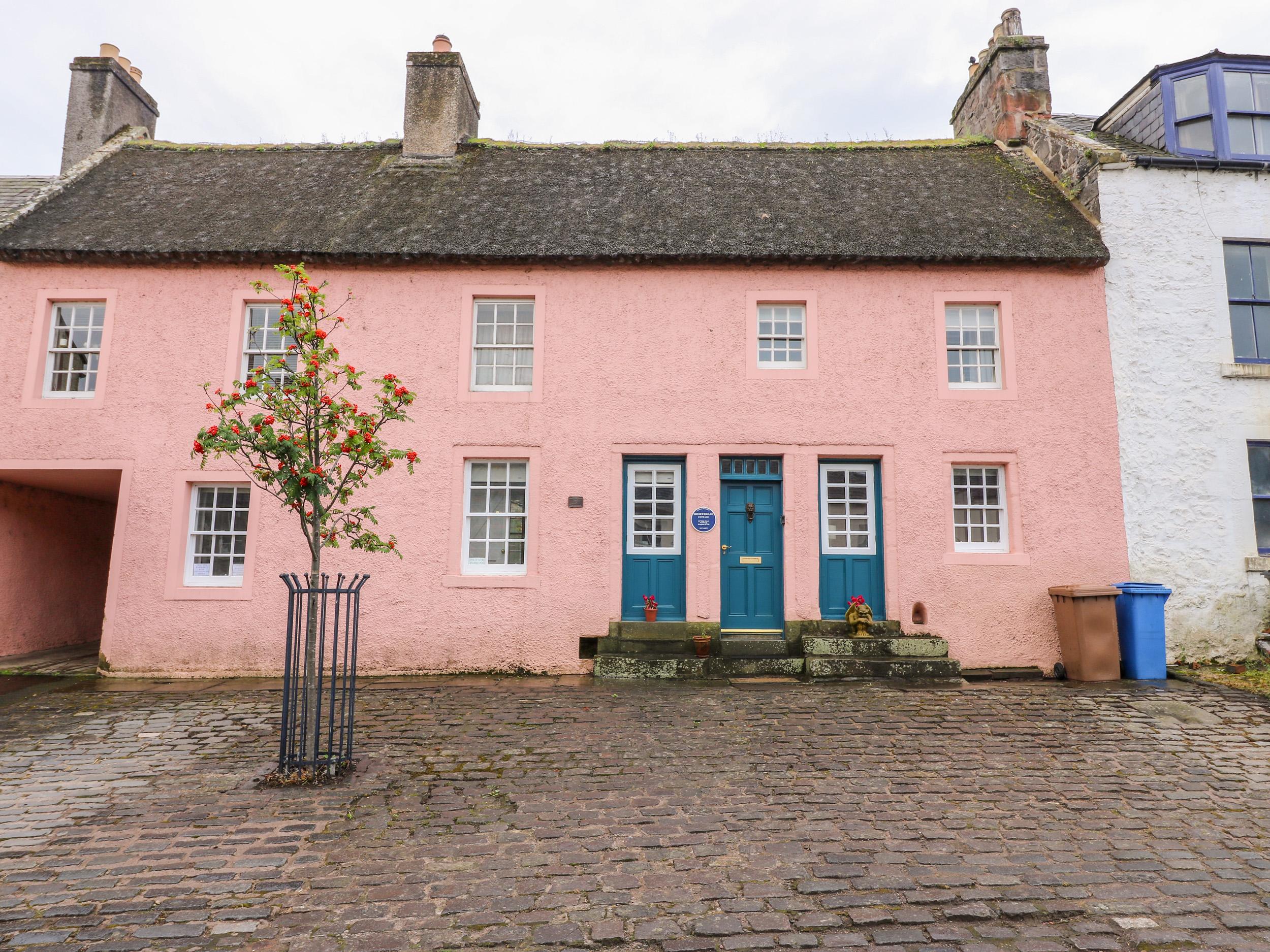 Shortbread Cottage, Newburgh, Fife