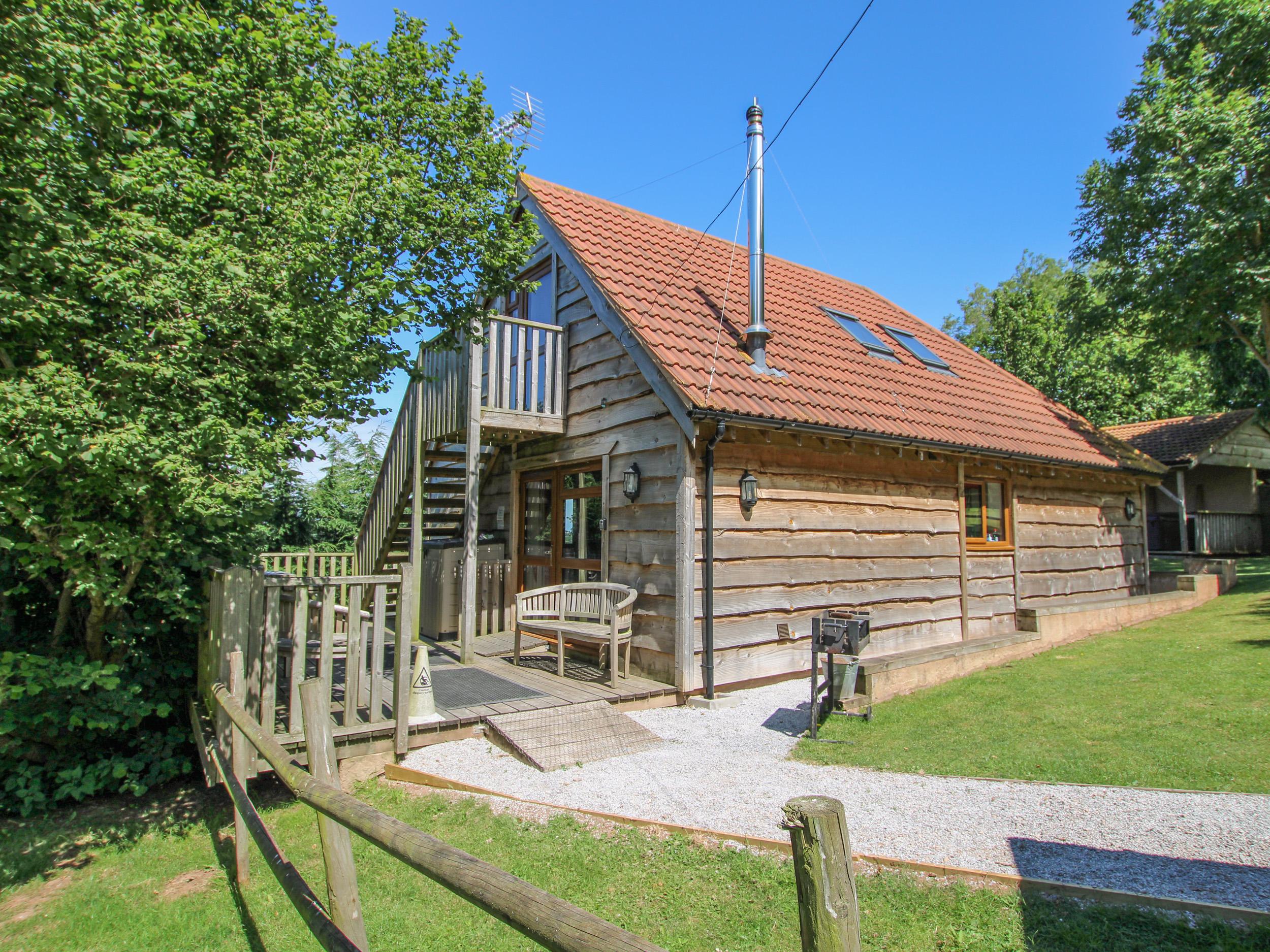 Hazel Lodge, Washford