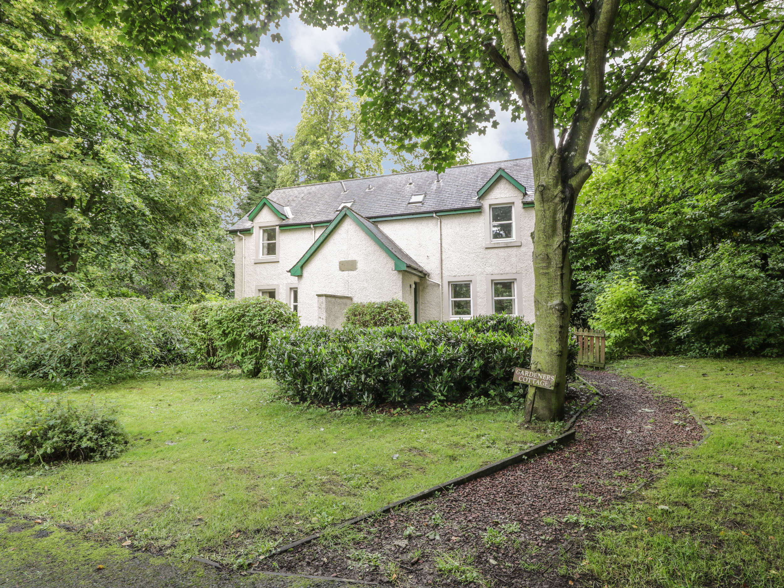 Gardener's Cottage, Scotland