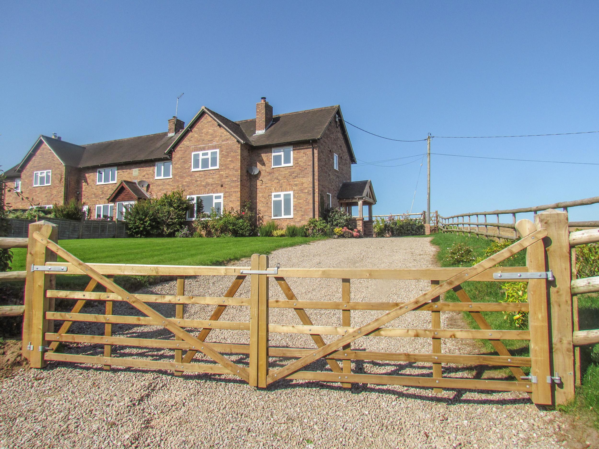 Big Hill Cottage, Shropshire