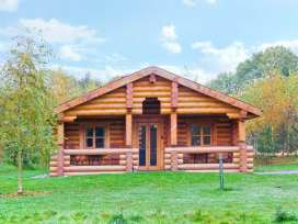 Cedar Log Cabin, Brynallt Country Park - Shropshire - 3623 - thumbnail photo 13
