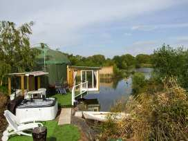 Secret Island Yurt - Cotswolds - 921614 - thumbnail photo 10