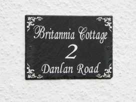 Britannia Cottage - South Wales - 963900 - thumbnail photo 2