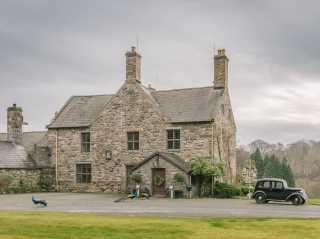 Talhenbont Hall photo 1