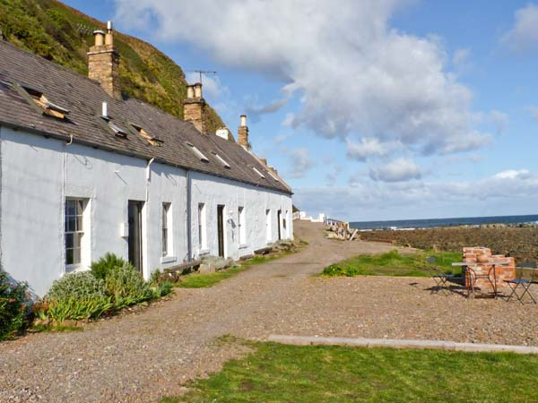 Shoreside Cottage, Burnmouth