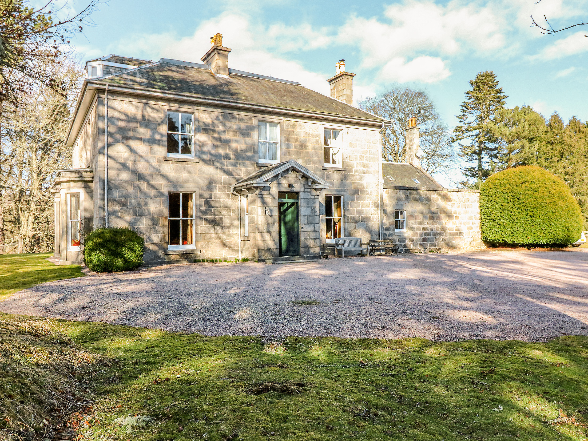 Inverallan House, Grantown-On-Spey