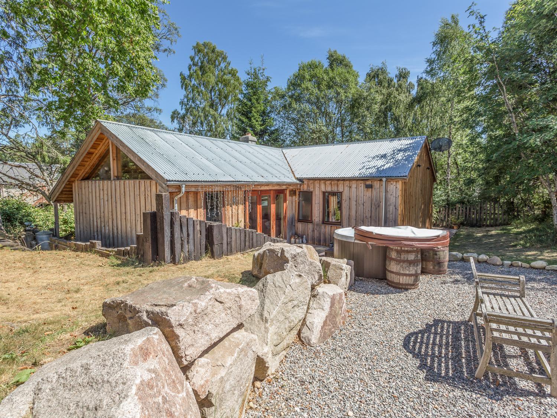 Suidhe Cottage, Kincraig