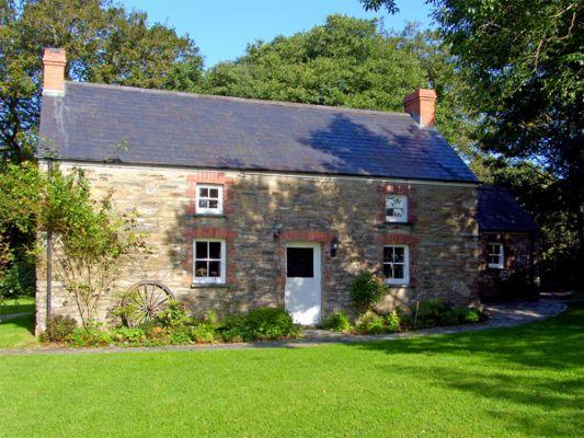 Penlanfach Farmhouse photo 1