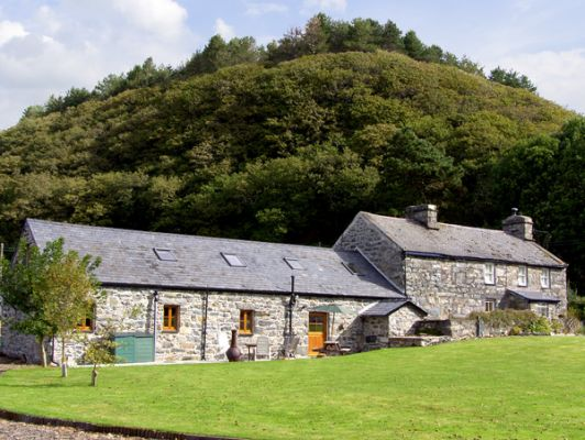 Glasfryn Barn photo 1
