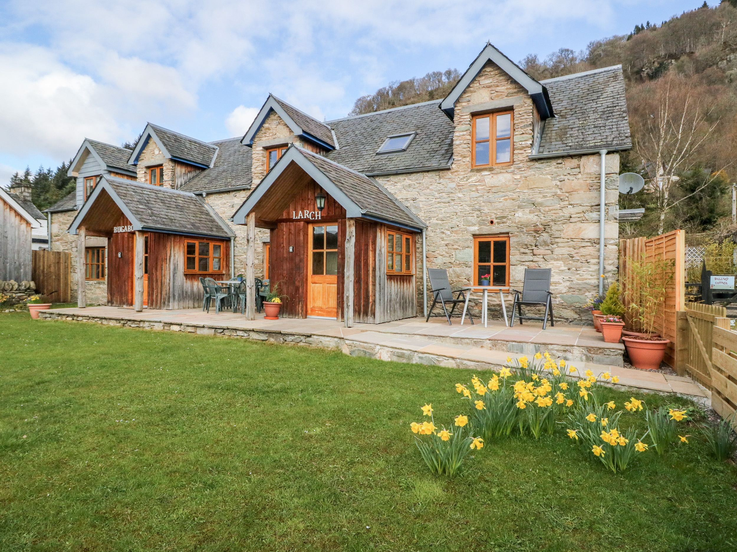 Larch Cottage, Aberfeldy