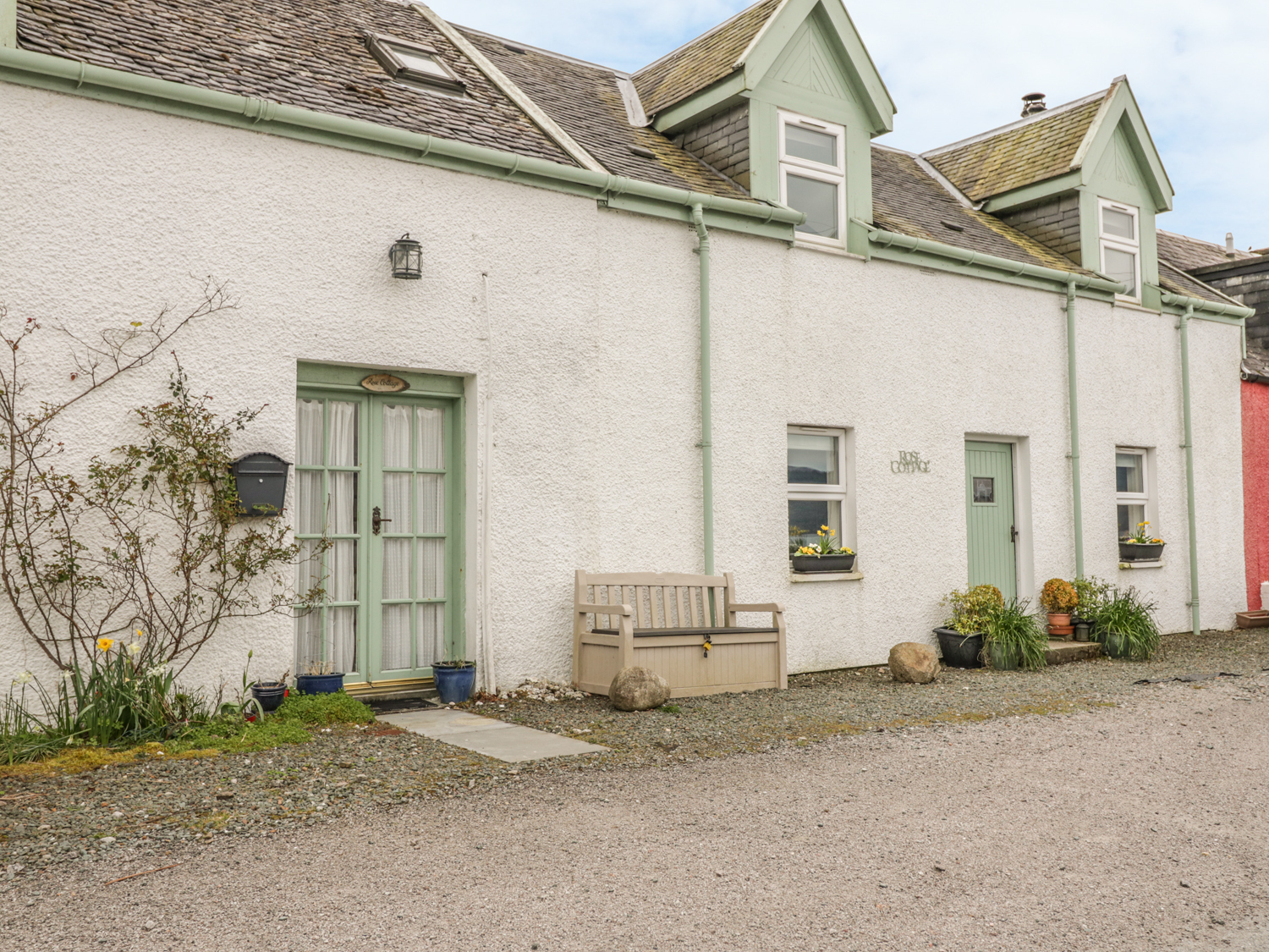 Rose Cottage, Strachur
