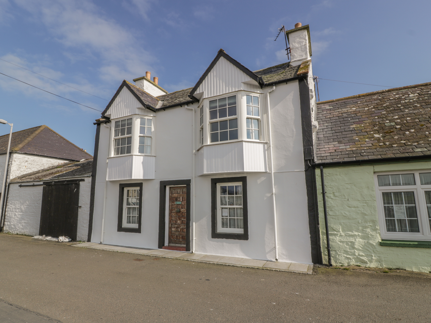 Harbour House, Isle of Whithorn