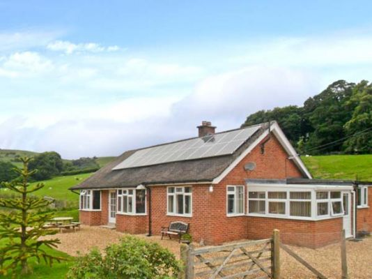 Pennant Bungalow | Beguildy | Dutlas | Self Catering Holiday Cottage
