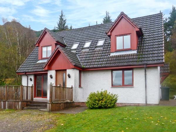 Silver Birch Lodge, Dornie