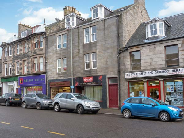 40A High Street, Grantown-On-Spey