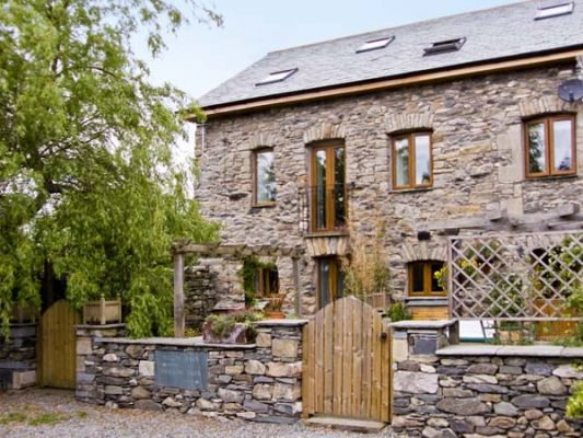 Willow Barn  Flookburgh  The Lake District And Cumbria  Self