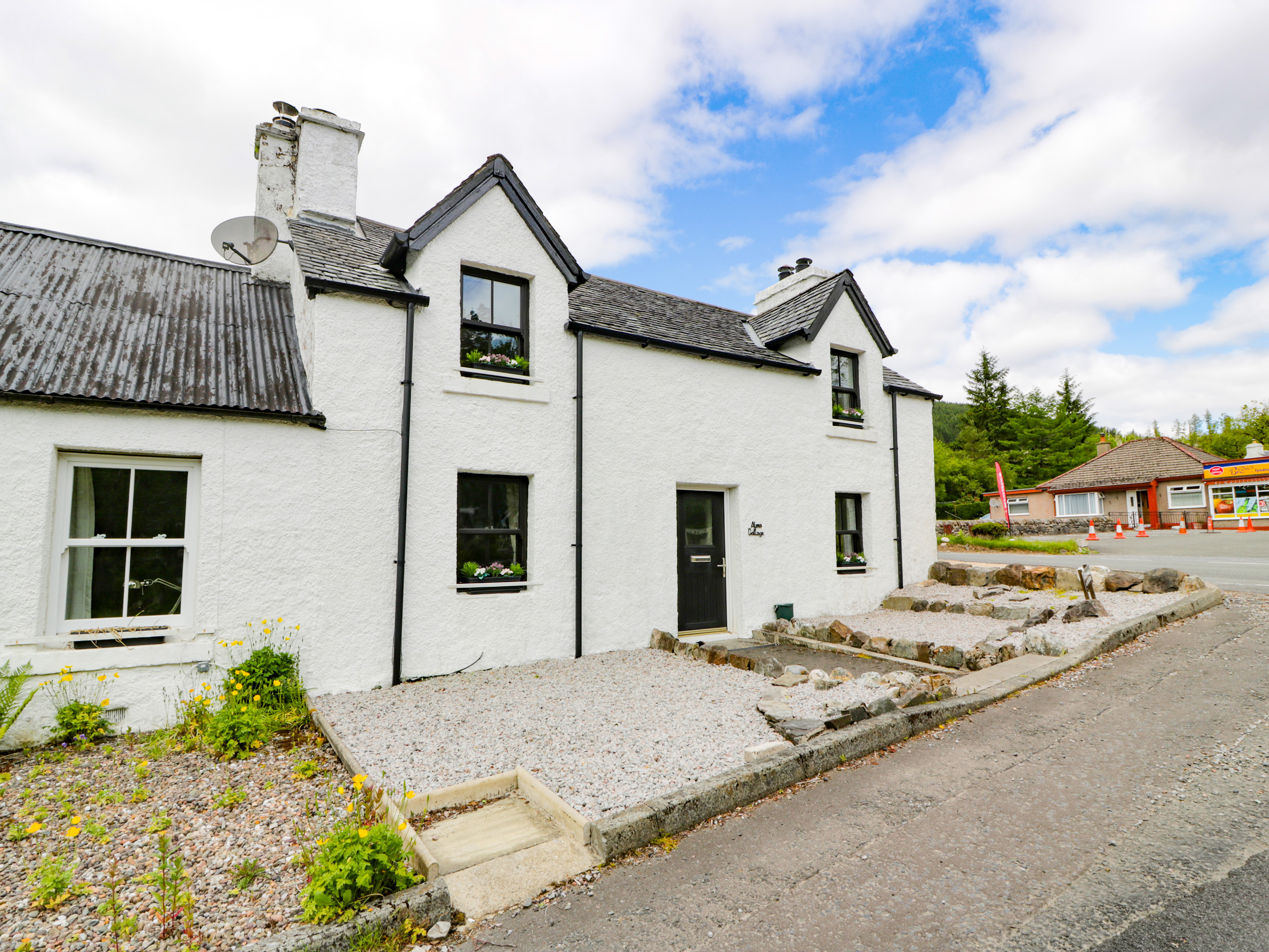 Alma Cottage, Tyndrum