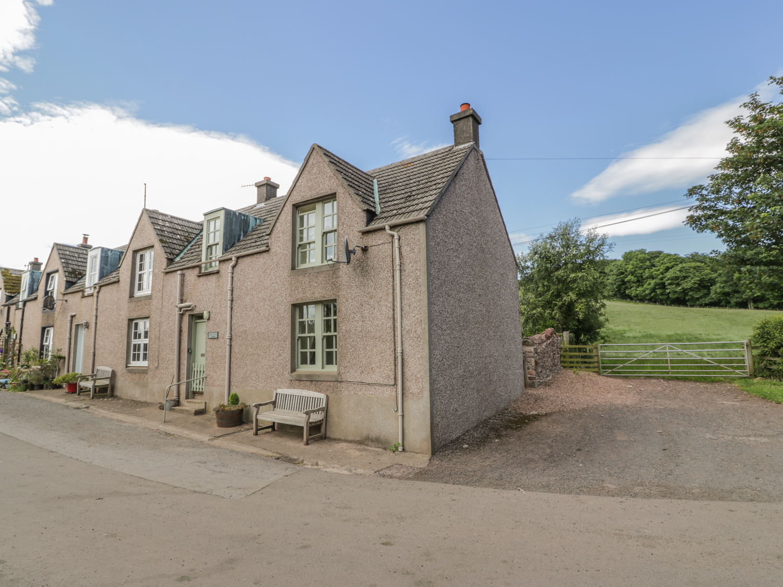 Near Bank Cottage, St Abbs