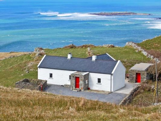 Russell Family Cottage Doolin County Clare Doolin