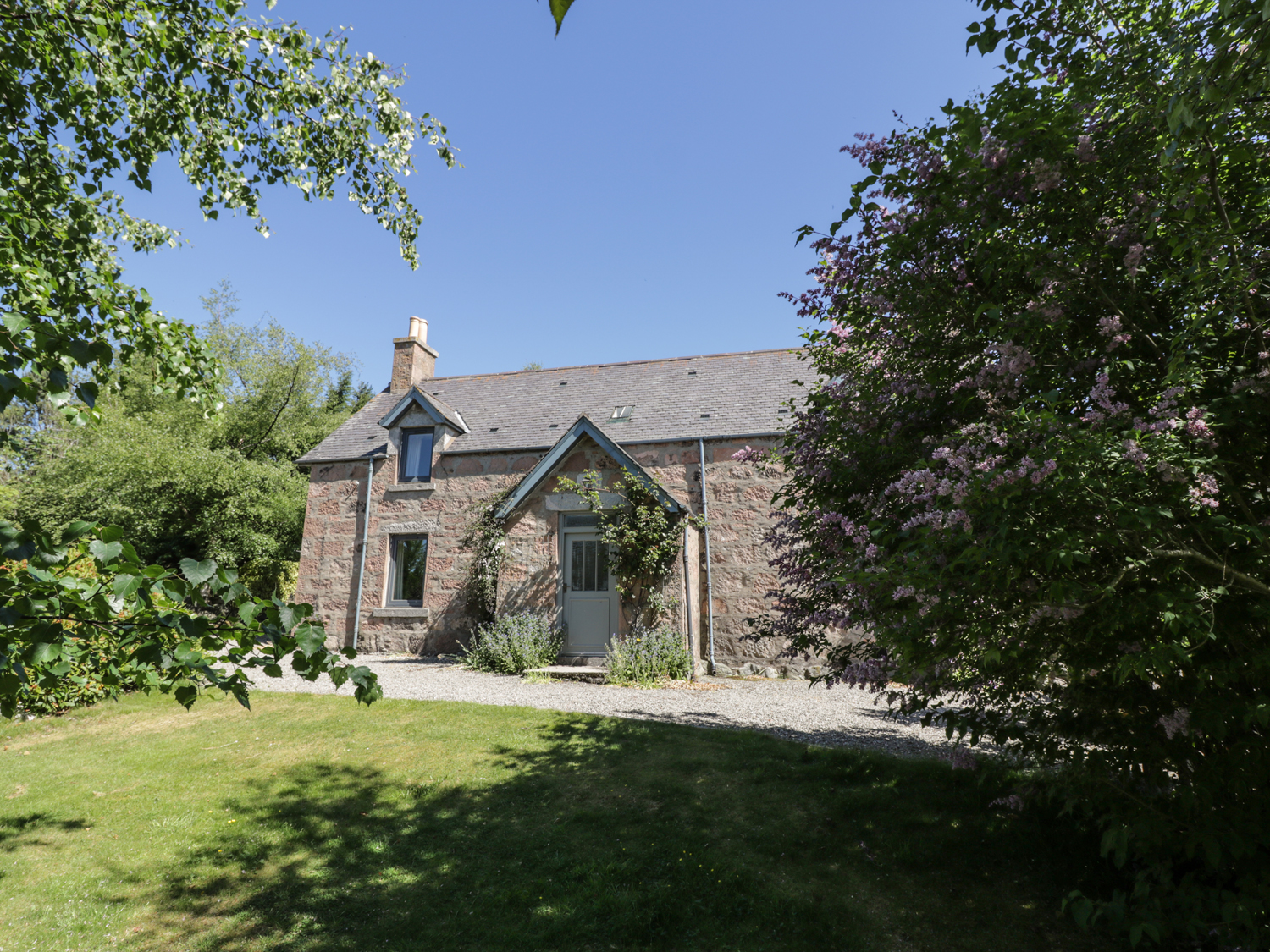 The Farmhouse, Glenesk